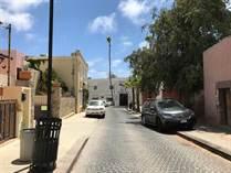 Homes for Sale in San Jose Centro, San Jose el Cabo, Baja California Sur $214,000