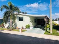 Homes for Sale in Island In The Sun, Clearwater, Florida $55,000