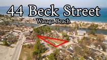 Commercial Real Estate for Sale in Wasaga Beach, Ontario $1,600,000
