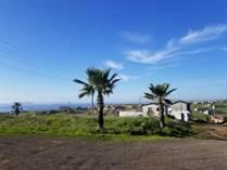 Lots and Land for Sale in MISION DEL MAR, PLAYAS DE ROSARITO, B.C. , Baja California $24,000