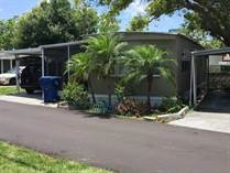 Homes for Sale in Sun Heights, Largo, Florida $9,999