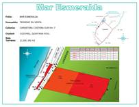 Lots and Land for Sale in South Coast, Cozumel, Quintana Roo $3,255,000