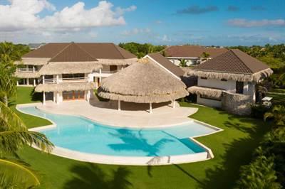 Punta Cana Luxury Villa For Sale  | Arrecife  1150 | Punta Cana Resort, Dominican Republic