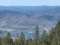 Lots and Land for Sale in Regal Ridge, Osoyoos, British Columbia $329,900
