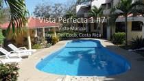 Condos for Sale in Vista Perfecta, Playas Del Coco, Guanacaste $89,000