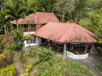 Commercial Real Estate for Sale in Escaleras , Dominical, Puntarenas $630,000