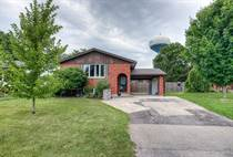 Homes Sold in Ingersoll, Ontario $359,900