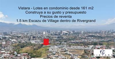Vistara Lote en Condominio @Rivergand, Lot 22, San Rafael, San José