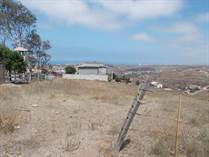 Lots and Land for Sale in Playas de Rosarito, Baja California $32,000