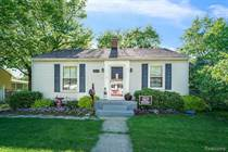 Homes for Sale in Berkley, Michigan $185,000
