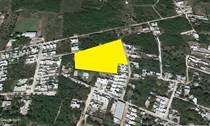 Lots and Land for Sale in Cholul, Merida, Yucatan $9,930,200