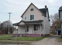 Homes for Sale in  Youngstown, Youngstown, Ohio $17,900