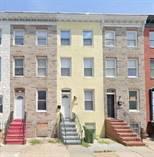 Homes for Sale in Union Square, Baltimore, Maryland $145,000