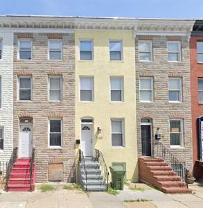 1144 W Lombard St, Baltimore, MD 21223
