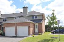 Condos for Sale in Heritage Park/Barrhaven Terrace, Ottawa, Ontario $465,000