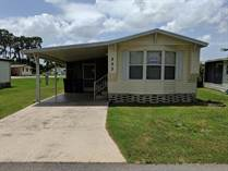 Homes for Sale in Anglers Green Mobile Home Park, Mulberry, Florida $9,250