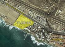 Lots and Land for Sale in Las Gaviotas, Playas de Rosarito, Baja California $3,746,160