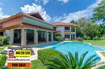 Homes for Sale in Seahorse Ranch, Sosua, Puerto Plata $1,150,000