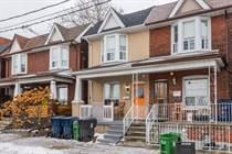 Homes Sold in Bloordale Village, Toronto, Ontario $999,000