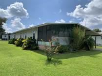 Homes for Sale in Caribbean Estates, New Port Richey, Florida $32,500