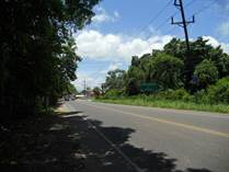 Lots and Land for Sale in Sosua, Puerto Plata $55,000