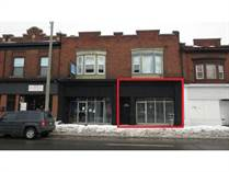 Commercial Real Estate for Rent/Lease in Hamilton, Ontario $1,400 monthly