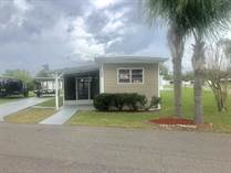 Homes for Sale in Sunnyside Mobile Home Park, Zephyrhills, Florida $15,500