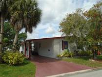 Homes for Sale in Village Green, Vero Beach, Florida $13,495