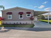 Homes for Sale in Mas Verde MHP, Lakeland, Florida $123,900