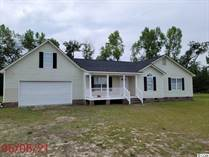 Homes for Sale in Mullins, South Carolina $225,000