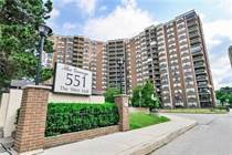 Condos for Sale in Rathburn/West Mall, Toronto, Ontario $398,000
