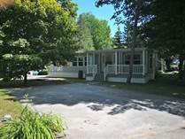 Homes for Sale in Wasaga Central, Wasaga Beach, Ontario $219,900