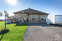 Homes for Sale in Vars, Ottawa, Ontario $1,199,900