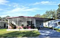 Homes for Sale in Cloverleaf Farms, Brooksville, Florida $39,900
