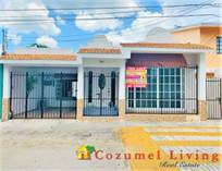 Homes for Sale in Colonos Cuzamil, Cozumel, Quintana Roo $166,000