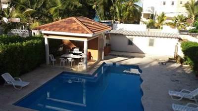 Vacation Rental- 2BR Luxury Ocean-Front Beach Condo, Suite A-3 Short Term, Bavaro, La Altagracia
