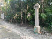 Lots and Land for Sale in holistika, Tulum, Quintana Roo $110,000