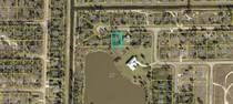Lots and Land for Sale in Lehigh Acres, Florida $12,900