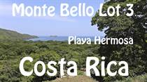 Lots and Land for Sale in Playa Hermosa, Guanacaste $299,000