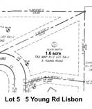 Lots and Land for Sale in Lisbon, Maine $39,500
