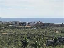 Lots and Land for Sale in El Pescadero, Baja California Sur $149,500