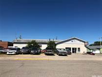 Commercial Real Estate for Sale in Hudson Bay, Saskatchewan $239,000