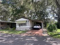 Homes for Sale in RAMBLEWOODS, Zephyrhills, Florida $14,900