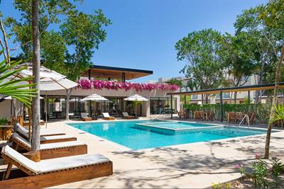 Contemporary 4 Br. House in Residential Area, Immediate Delivery, Playa del Carmen