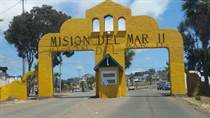 Lots and Land for Sale in Playas de Rosarito, Baja California $15,000
