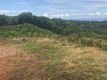 Lots and Land for Sale in Ojochal, Puntarenas $139,900