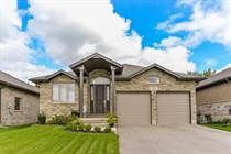 Homes Sold in Fergus, Ontario $834,900