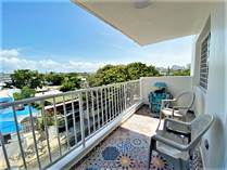Condos for Sale in Ocean Park, San Juan, Puerto Rico $185,000