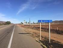 Lots and Land for Sale in San Vicente, Baja California $140,000