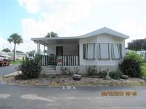 Homes for Sale in Waters Edge RV Resort, Zephyrhills, Florida $28,500